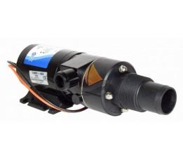Jabsco Vuilwater / Versnijdingspomp 24 Volt 43 Liter