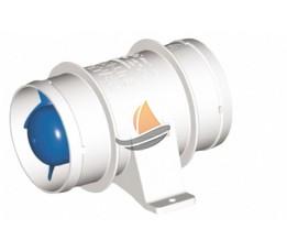 Rule Lijnventilator 24 Volt 75 mm