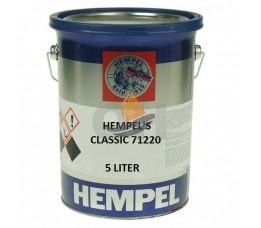 Hempel Classic Antifouling 71220 Zwart 5 Liter