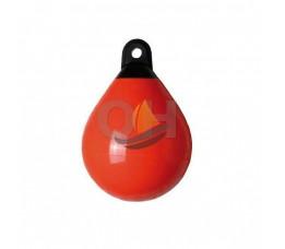 Majoni Kogelfender Oranje 45 cm