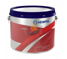 Hempel Classic Antifouling 71220 Zwart 2,5 Liter