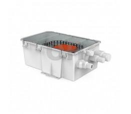 Doucheafvoerset 24 Volt 48 Liter