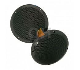 Allpa Waterdichte Speakerset Zwart 60 Watt