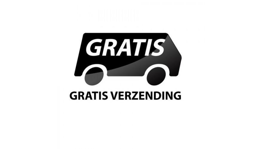 GRATIS VERZENDING NEDERLAND